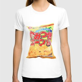 Corn Snacks SuperMarket T-shirt