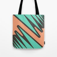 vendetta Tote Bags featuring vendetta by Celery Woulise