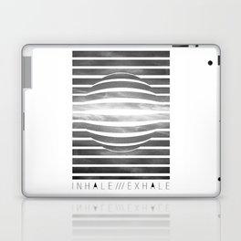 VISION CITY - INHALE EXHALE Laptop & iPad Skin