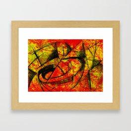 _ola Framed Art Print