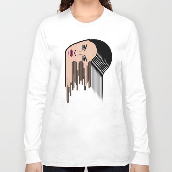 Flows girl Long Sleeve T-shirt