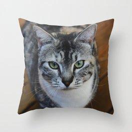 Bonnie I Throw Pillow
