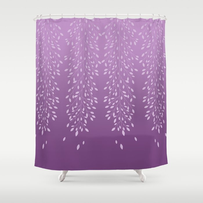 AFE Wisteria Shower Curtain