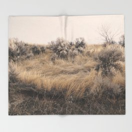 Walkabout Throw Blanket