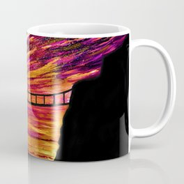 CARRICK-A-REDE SILHOUETTE Coffee Mug
