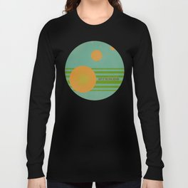 Stereolab (ANALOG zine) Long Sleeve T-shirt