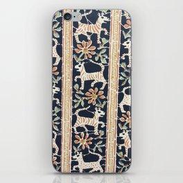 Vintage Jungle Wallpaper iPhone Skin