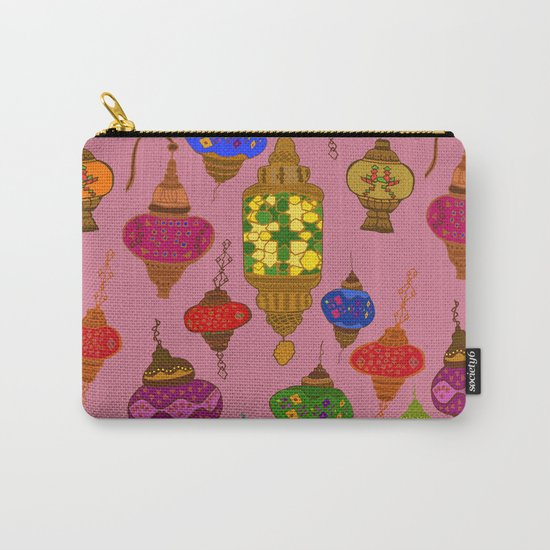 Istanbul lamps Carry-All Pouch