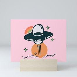 The Escape Mini Art Print