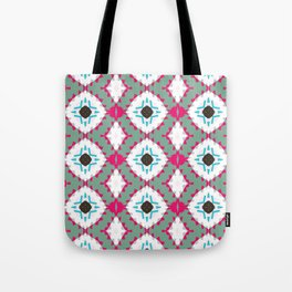 Colour Strips Tote Bag