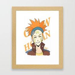 Crow Hogan Framed Art Print