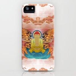 buddherfly #2 iPhone Case