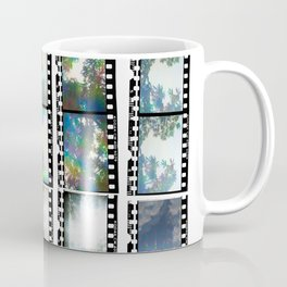 Film Strips From Outer Space Coffee Mug