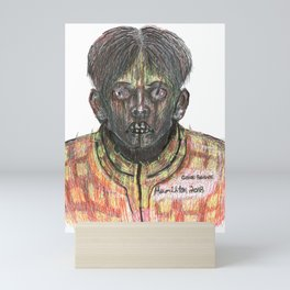 Gone Rogue, from the Ghoul Closet Mini Art Print