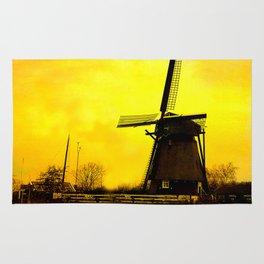 Dutch Windmill Rug