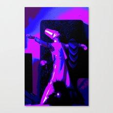 Midnight Dervish Canvas Print