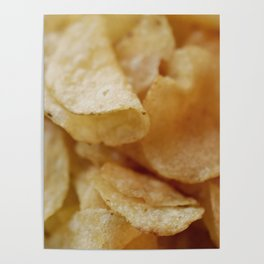 Potato Chips Poster