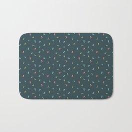 Space Cats! tiling pattern Bath Mat