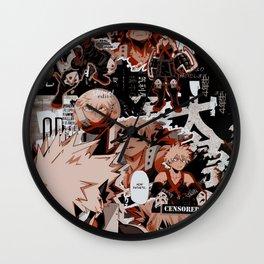 KATSUKI BAKUGO Wall Clock