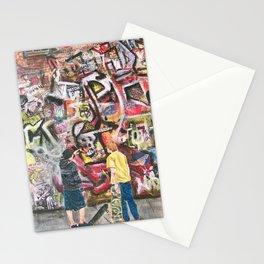 The Art Critics Stationery Cards