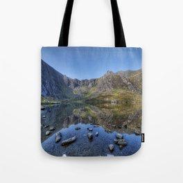 Idwal Sunrise Tote Bag