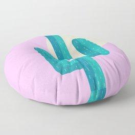Pink Cactus Floor Pillow