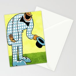 Cartoon comics 7 Stationery Cards