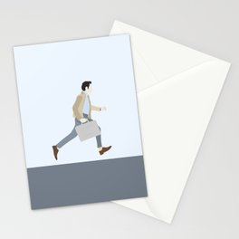 Walter Mitty, Ben Stiller, Major Tom, Print Stationery Cards