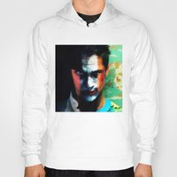 mad men Hoodies featuring Mad Men by iamomnipotent