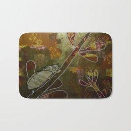 Cicada Music Bath Mat