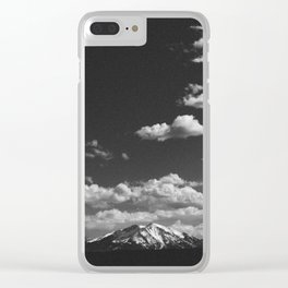 Mount Sopris Clear iPhone Case