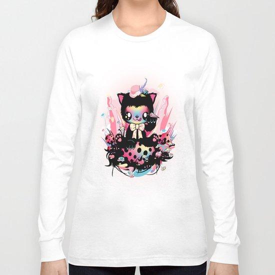 Lucky kitty Long Sleeve T-shirt