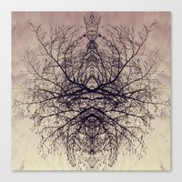 ohm Canvas Prints featuring ohm by anitaa