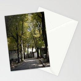 Cimetiere de Montmartre Stationery Cards