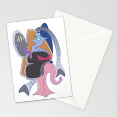 Team Unusual Stationery Cards