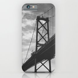 MacDonald Monochrome iPhone Case