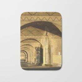 Under The Bridge Bath Mat