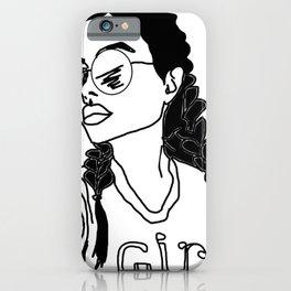 Girlz iPhone Case