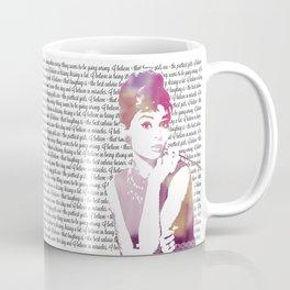 My Audrey Coffee Mug