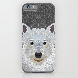 Westie iPhone Case