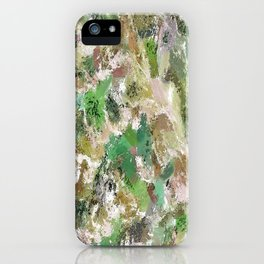 Europe Hight Land iPhone Case