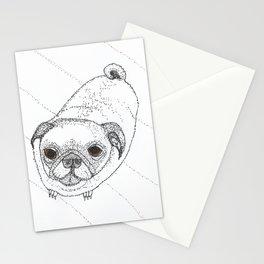 Slug Pug Stationery Cards