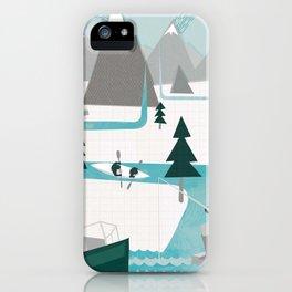I like water iPhone Case