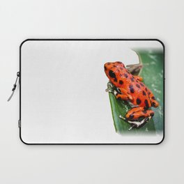 Red Frog Laptop Sleeve