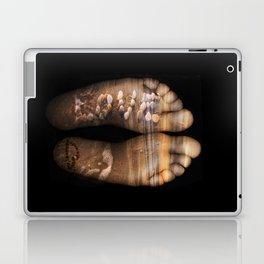 Beach Feet Laptop & iPad Skin