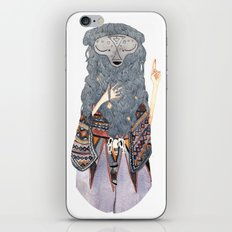 The Shaman iPhone & iPod Skin