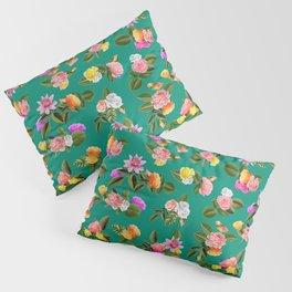 Frida Floral Pillow Sham