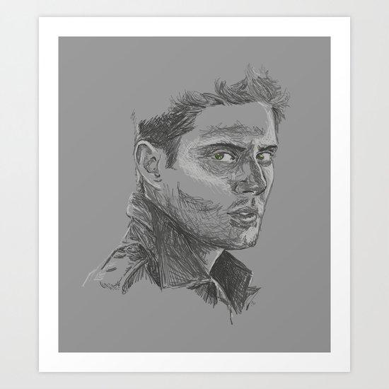 Jerk Art Print