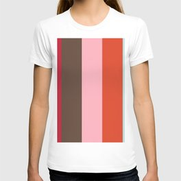 Stripey 19 T-shirt