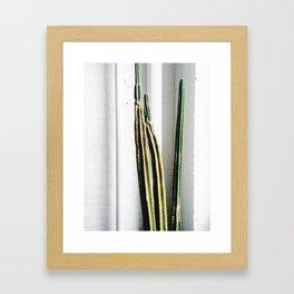 PRICK Framed Art Print